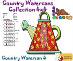 Country Watercan 4 4x4