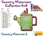 Country Watercan 6 4x4