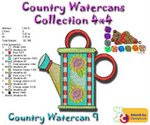 Country Watercan 9 4x4