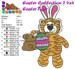 Easter Tiger 4x4