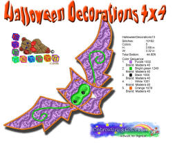 Halloween Decorations 13 4x4