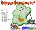 Halloween Decorations 3 4x4