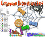 Halloween Decorations 4 4x4
