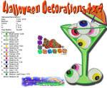 Halloween Decorations 7 4x4