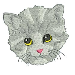 Kitty Faces 6 4x4