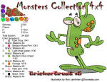 Monster Collection 4x4 Trick or Treat 5
