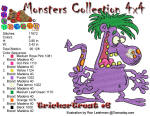 Monster Collection 4x4 Trick or Treat 6