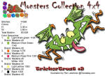 Monster Collection 4x4 Trick or Treat 9