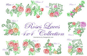 Roses Laces