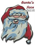 Santas Face