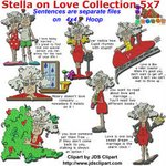 Stella on Love Collection 5x7