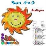 Sun Beach Collection 4x4