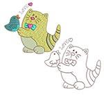Twiter Cat 05