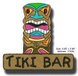 Tiki Bar 4x4