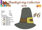 Thanksgiving Collection 6 4x4