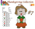Thanksgiving Collection 7 4x4