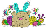 Theodore easter Color 5x7