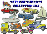 Toys for the Boys Collection 4x4