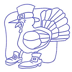 Thaksgiving Turkey 1 4x4