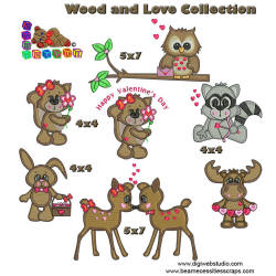 Wood and Love