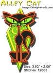 Halloween Alley Cat 4x4