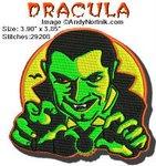 Halloween Dracula 4x4